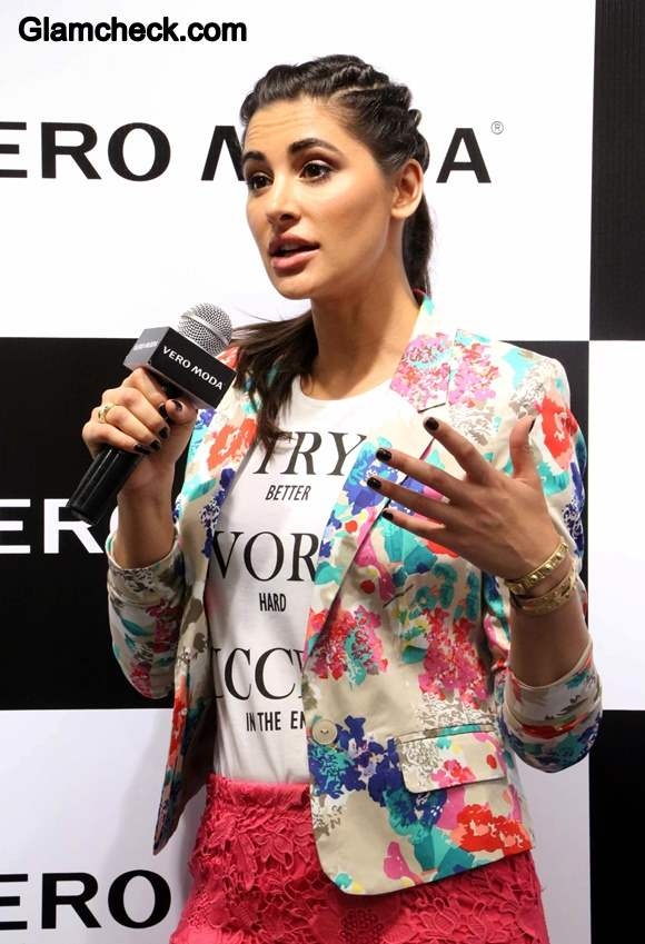 Nargis Fakhri at 2014 Vero Moda Collection Launch