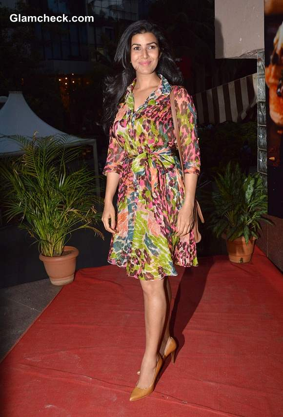 Nimrat Kaur at The World Before Her Premiere