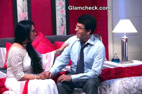 Padmini Kolhapure in TV Serial Ek Nayi Pehchaan