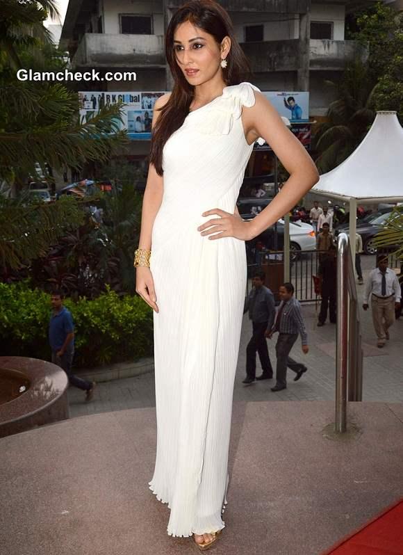 Pooja Chopra 2014 at The World Before Her Premiere