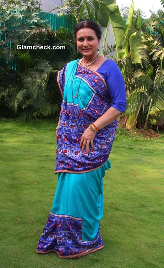 Poonam Dhillon in TV Serial Ek Nayi Pehchaan