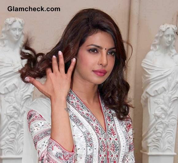 Priyanka Chopra 2014 Traditional Look