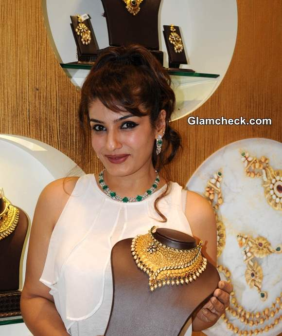 Raveena Tandon 2014 Latest Pics