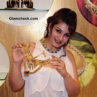 Raveena Tandon 2014 PC Jewellery Showroom Launch