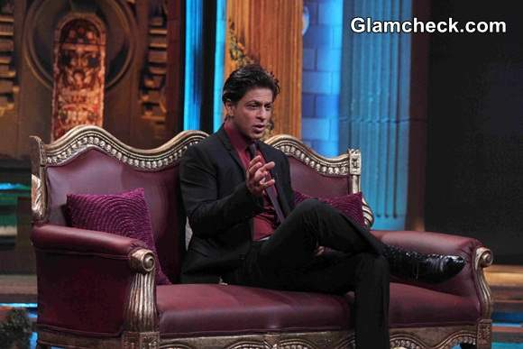 SRK on Kuch Bhi Ho Sakta Hai