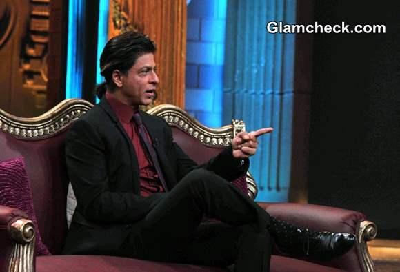Shahrukh Khan 2014 on Kuch Bhi Ho Sakta Hai
