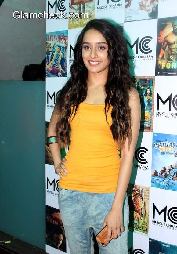 Shraddha Kapoor 2014 Pictures
