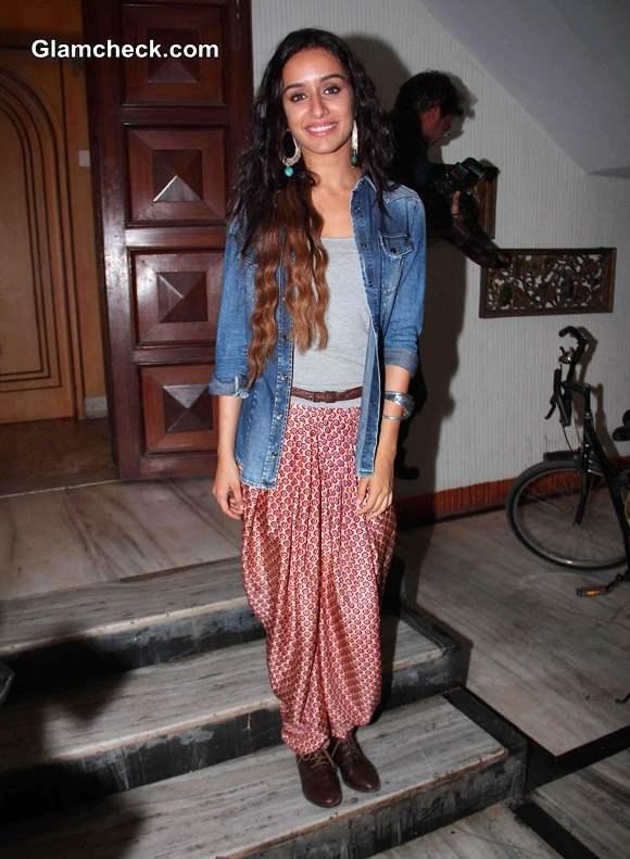 Shraddha Kapoor 2014 Style