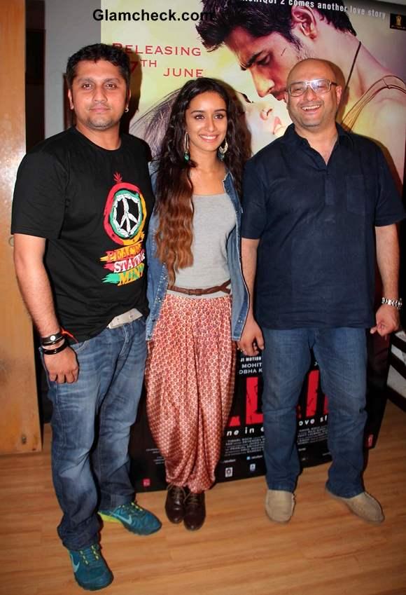 Shraddha Kapoor Records Background Score for Ek Villian