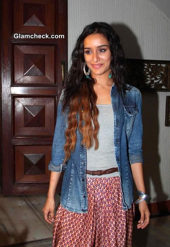 Shraddha Kapoor Records Background Score for her movie Ek Villian