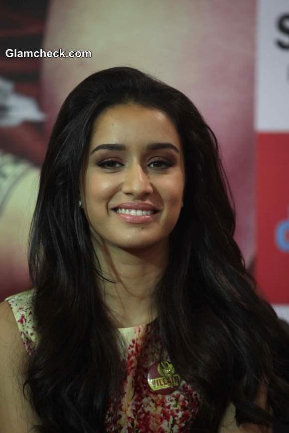 Shraddha Kapoor at Ek Villan Promotions