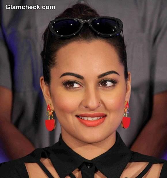 Sonakshi Sinha in Holiday Movie 2014