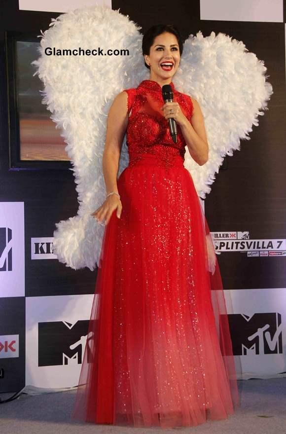 Sunny Leone at Splitsvilla Season 7 Launch