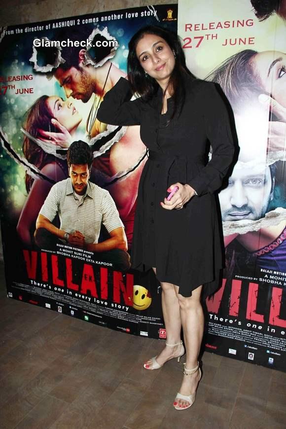 Tabu at Special Screening of Ek Villain