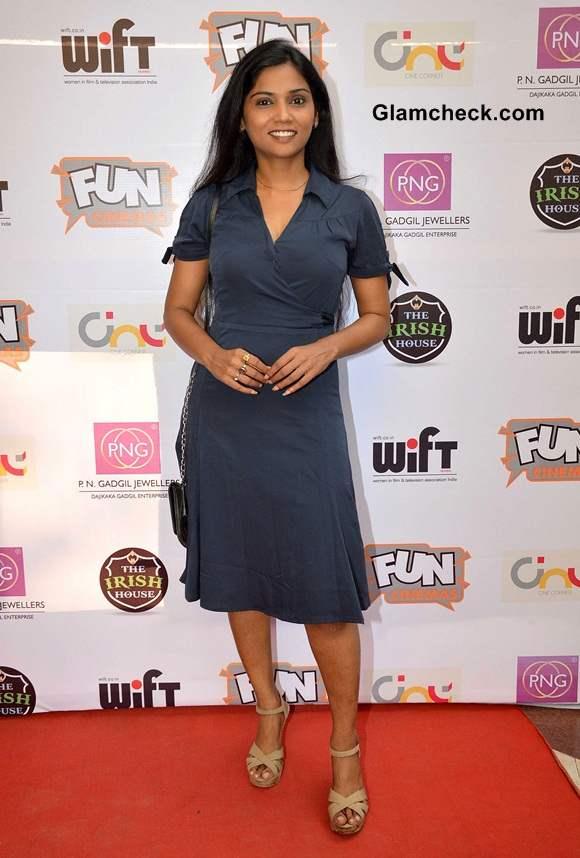 Usha Jadhav at The World Before Her Premiere