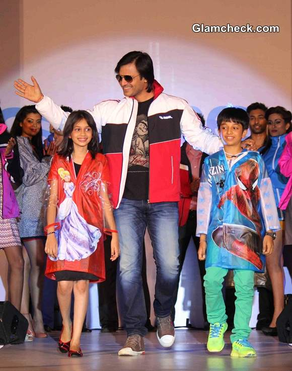 Vivek Oberoi New Brand Ambassador of Zeel Rainwear