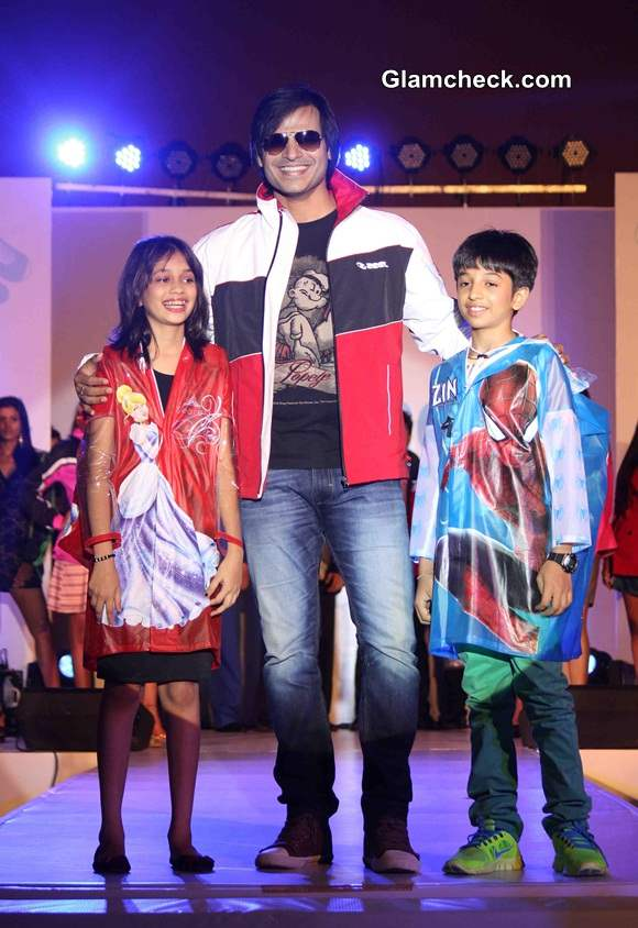 Vivek Oberoi is the New Brand Ambassador of Zeel Rainwear