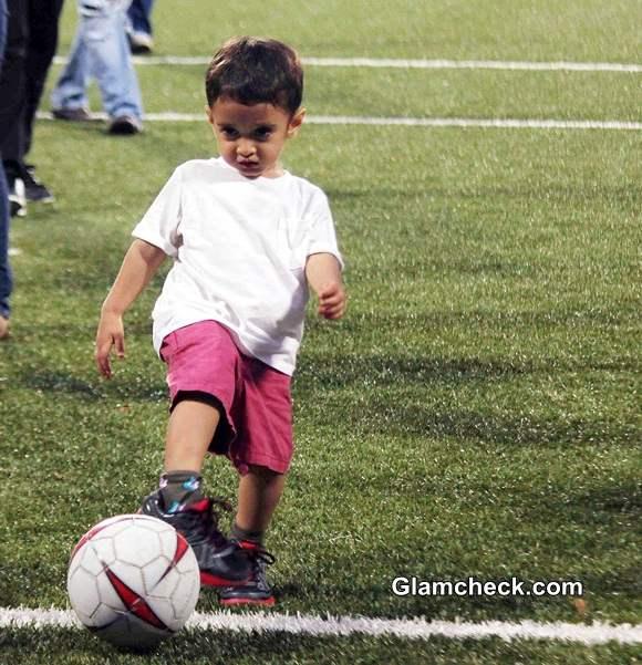 Aamir Khans youngest son Azad