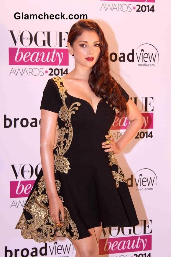 Aditi Rao Hydari at Vogue Beauty Awards 2014