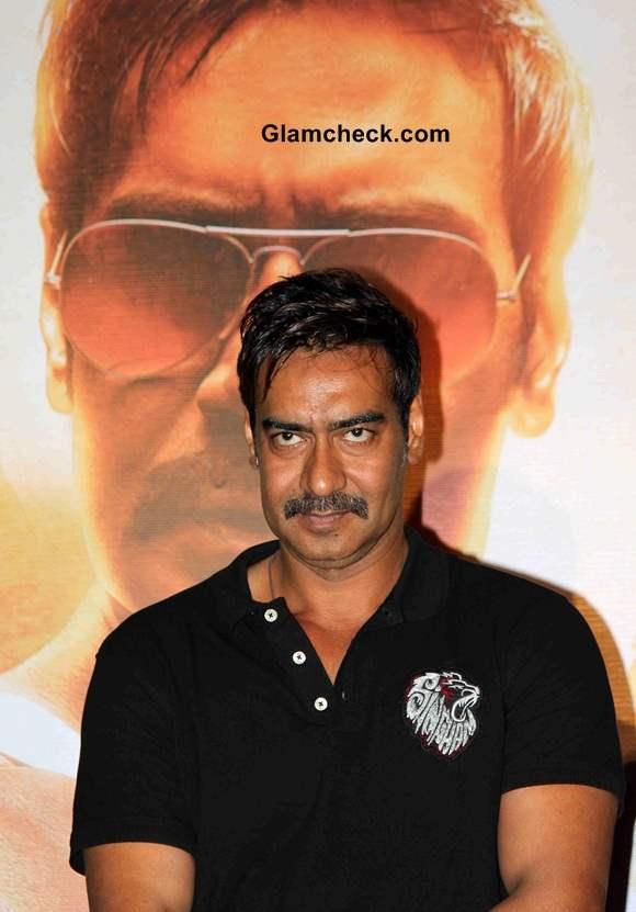 Ajay Devgan at Singham Returns Trailer Launch