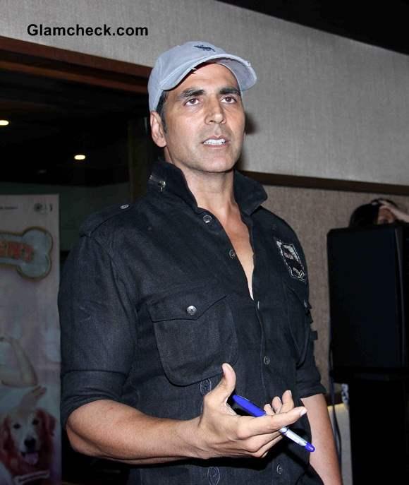 Akshay Kumar sings a song in Entertainment