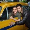 Alia and Varun Promote Humpty Sharma ki Dulhania in Kolkata