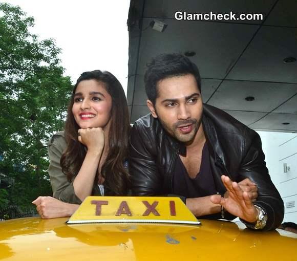 Alia and Varun Promote Humpty Sharma ki Dulhania