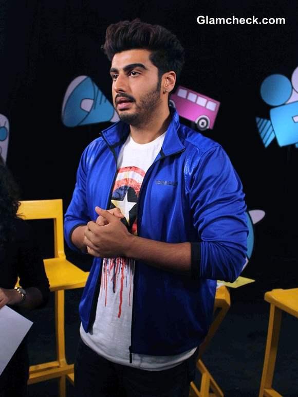 Arjun Kapoor 2014 Talks Finding Fanny on Captain Tiao