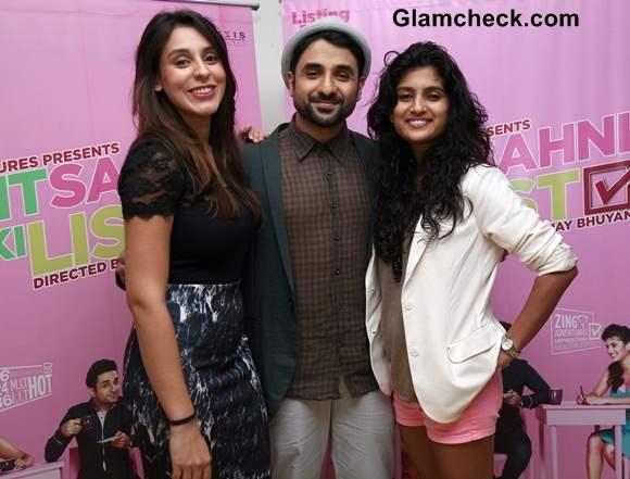 Cast of Amit Sahni Ki List Promote Film in Mumbai