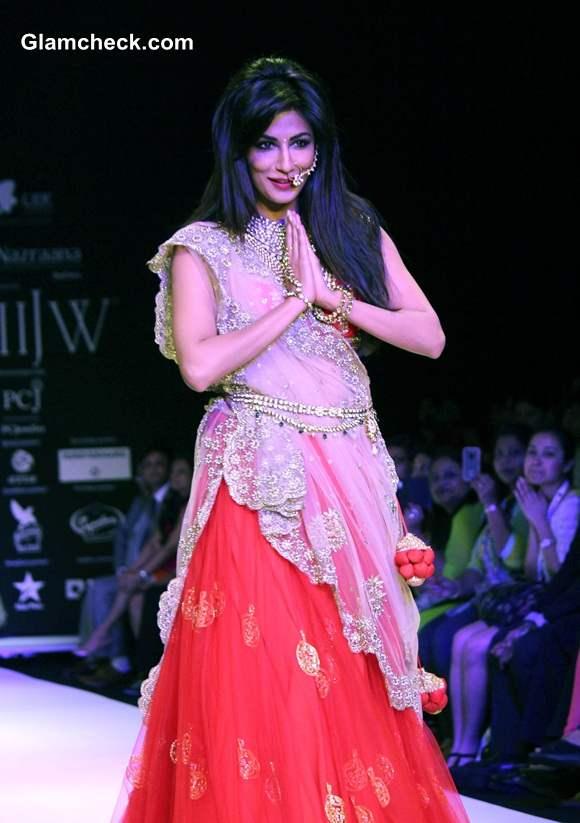 Chitrangada Singh at IIJW 2014