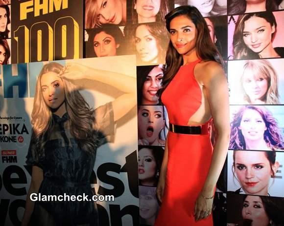 Deepika Padukone at FHM Magazine Event