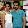 Emraan Hasmi and Humaima Malik Launch Song from Raja Natwarlal