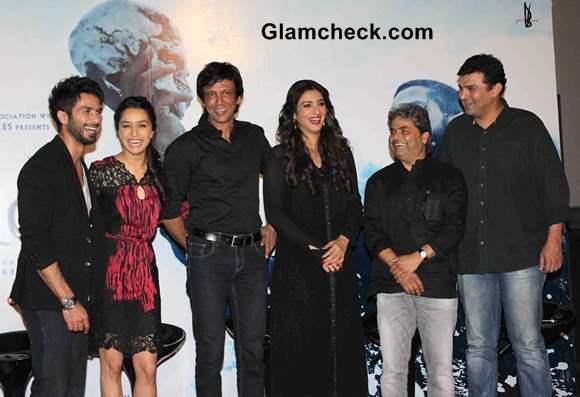 Haider trailer Launch in Mumbai