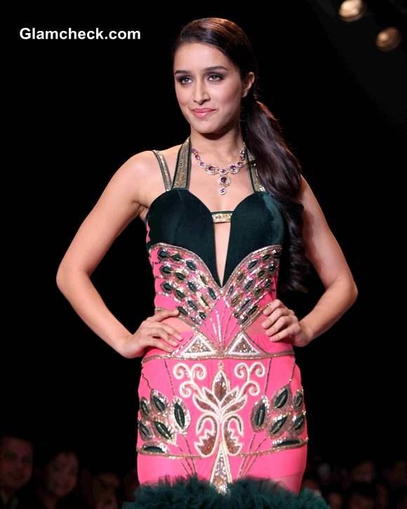 IIJW 2014 Shraddha Kapoor