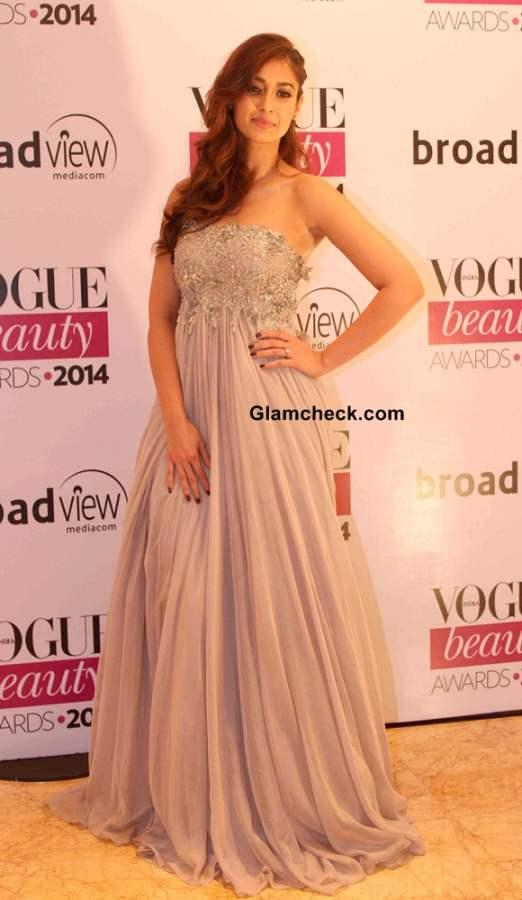 Ileana DCruz 2014 Vogue Beauty Awards Pics