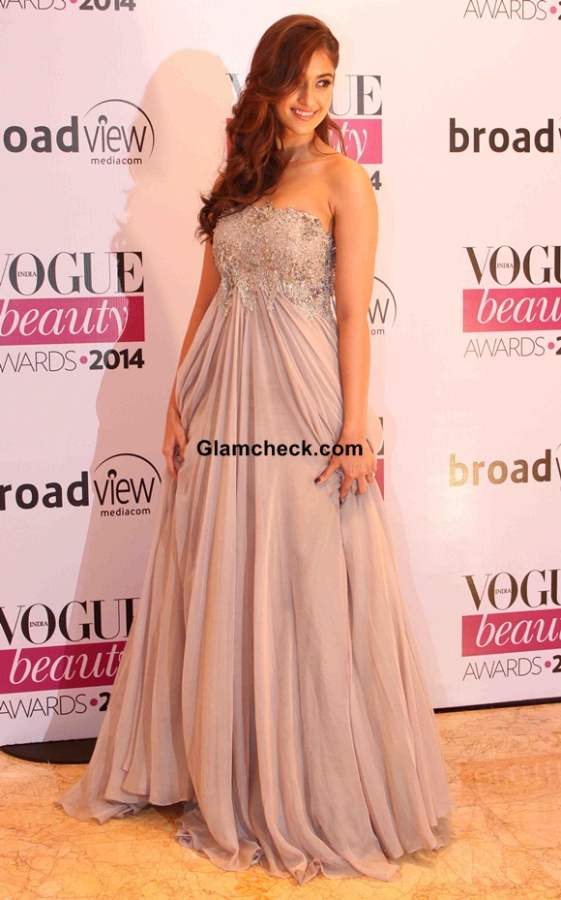 Ileana DCruz 2014 Vogue Beauty Awards