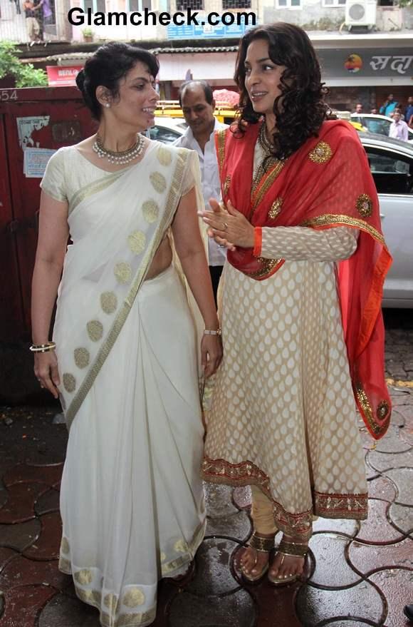 Juhi Chawla Launches First Ayushakti Ayurvedic Centre in Mumbai
