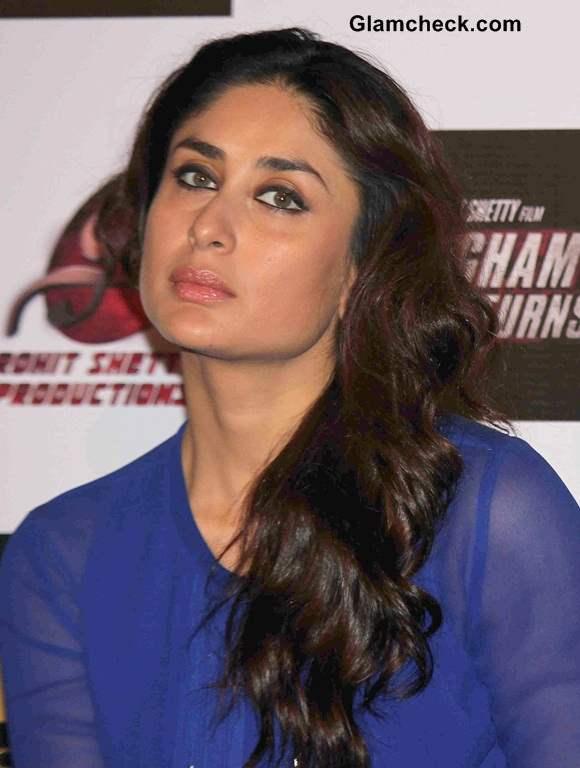 Kareena Kapoor 2014 Singham Returns Pics