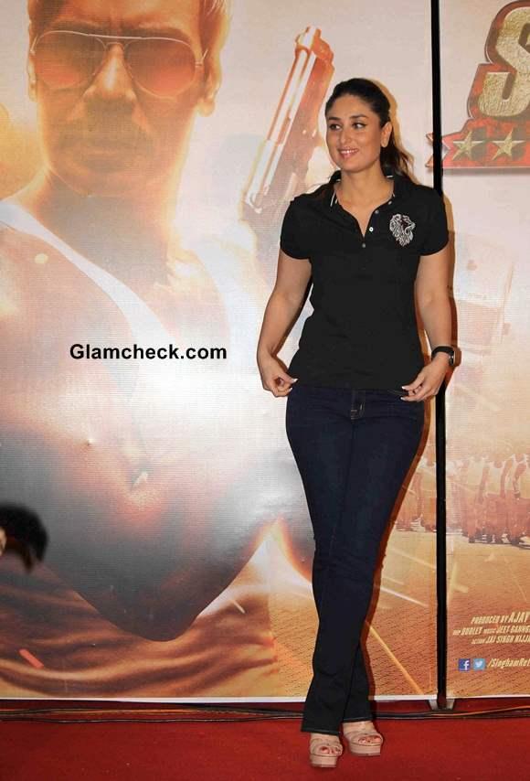 Kareena Kapoor Launches Singham Returns Trailer