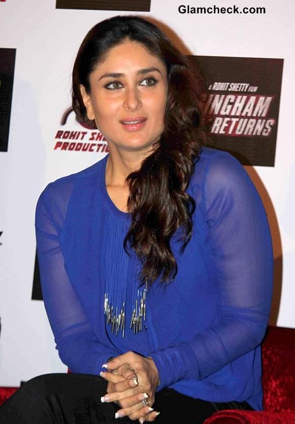 Kareena Kapoor Singham Returns movie 2014
