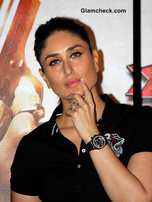 Kareena Kapoor pics Singham Returns
