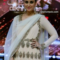 Kareena Kapoor traditional look Jhalak Dikhlaja Season 7