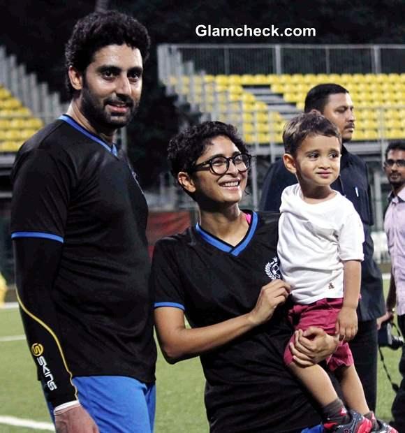 Kiran Rao with son Azad