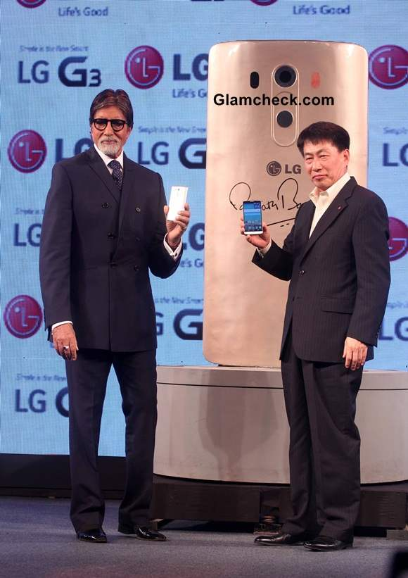 LG G3 Launched for Indian Market