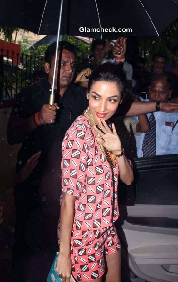 Malaika Arora Khan 2014 in Zara