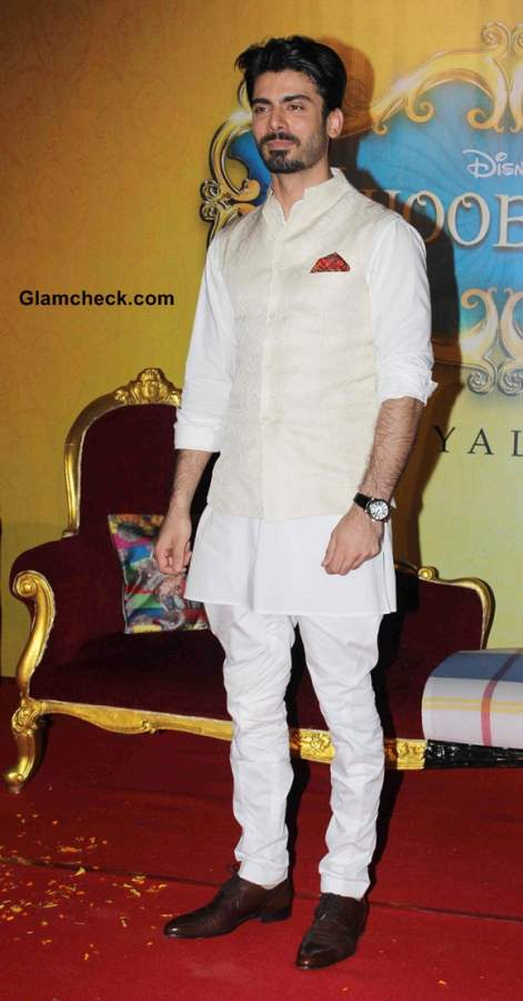 Pakistani actor Fawad Khan in Khoobsurat