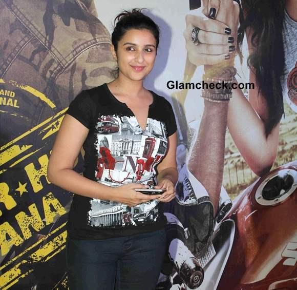 Parineeti Chopra at Lekar Hum Deewana Dil Premiere