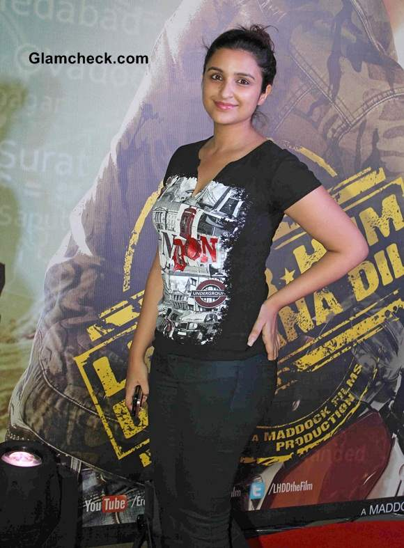 Parineeti Chopra casual style 2014