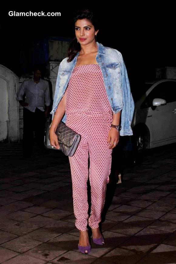 Priyanka Chopra in Jumpsuit