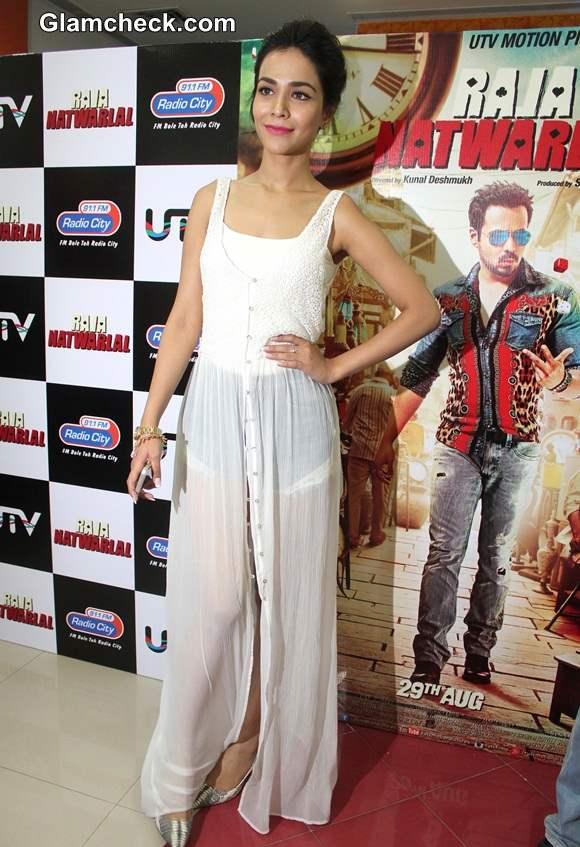 Raja Natwarlal movie Actress Humaima Malik